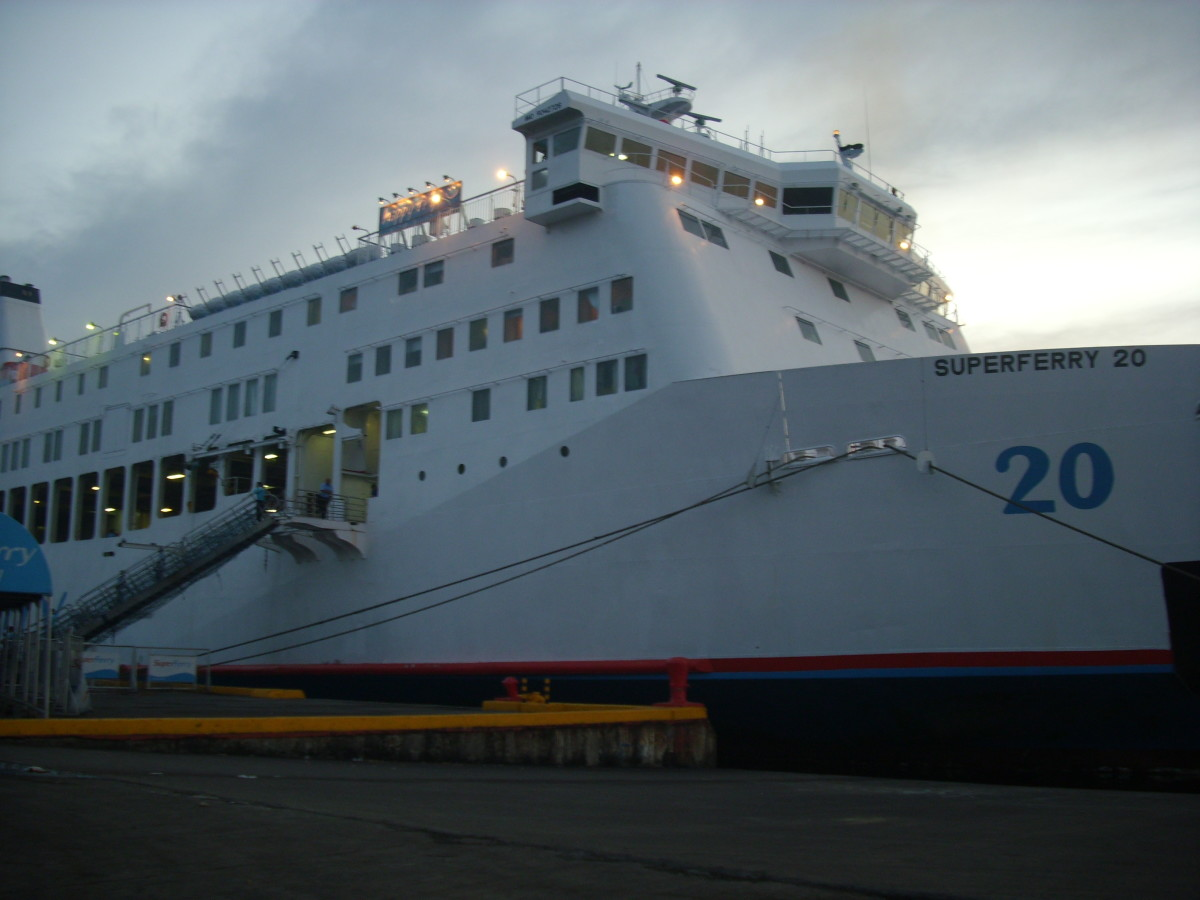 Superferry 20