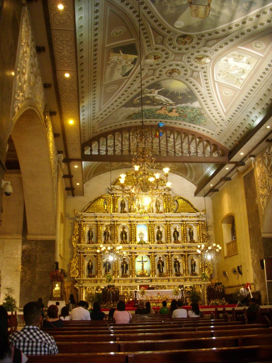 Basilica del Santo Nino, Cebu City, Philippines