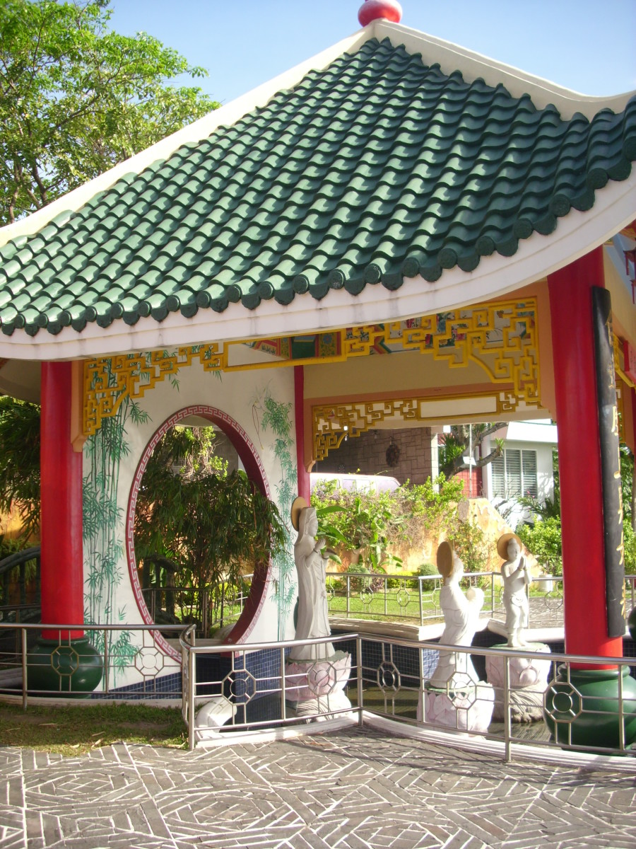 Taoist Temple Shrine, Cebu City