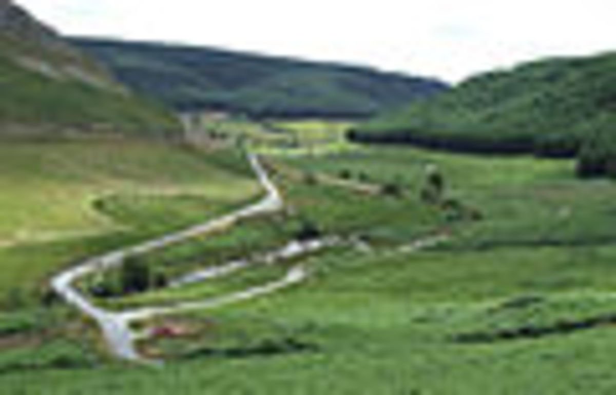 The Tywi Valley