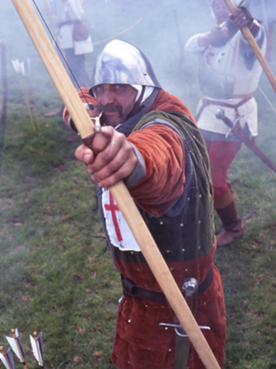 An English Archer