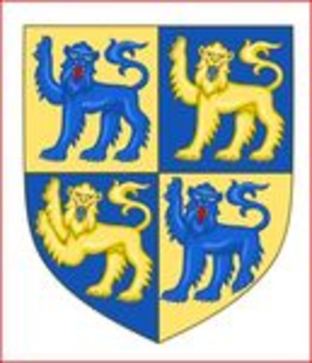 The Coat of Arms of Daffydd