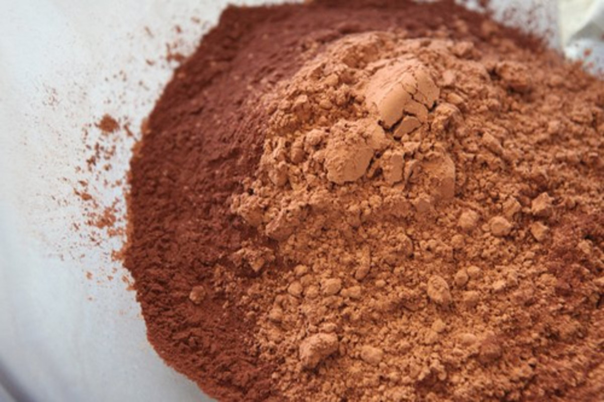 Although any unsweetened cocoa powder will do in a pinch, a high quality cocoa powder is the difference between a good cake and a great one.
