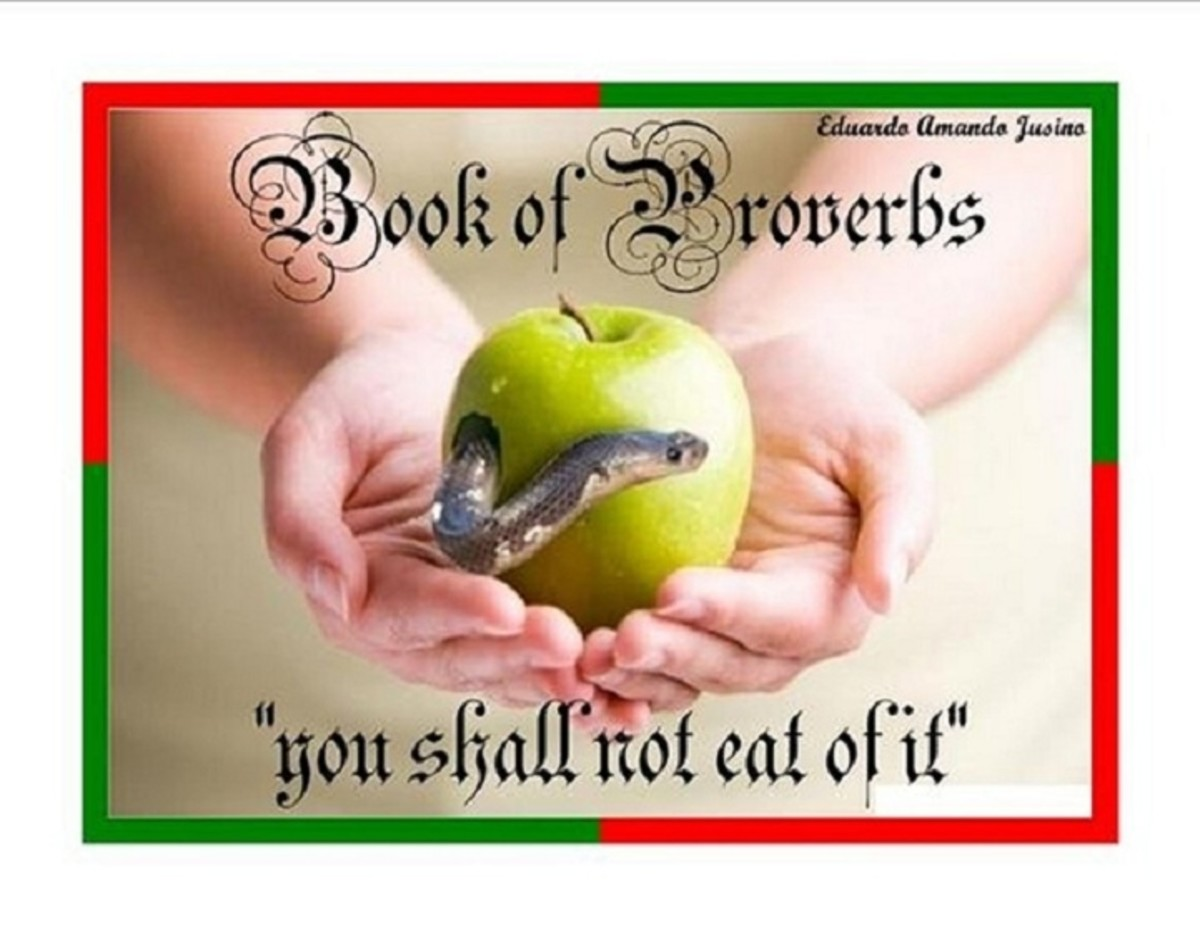 The Book of Proverbs is that Forbidden Fruit of the Tree of Knowledge of Israel which God prohibited Man from Eating!