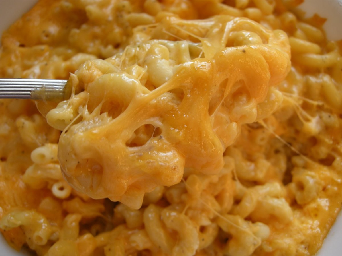 Here's 15 ways you can doctor macaroni and cheese.