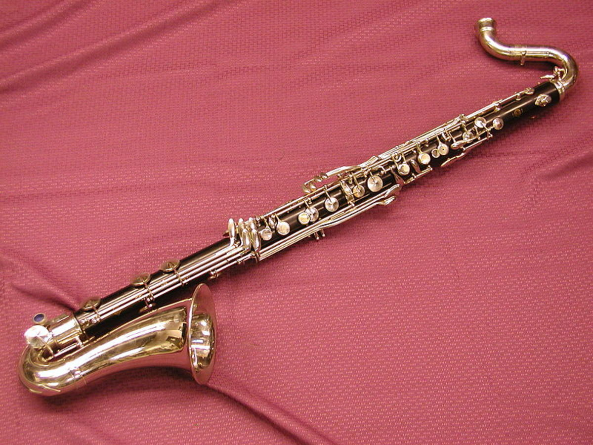 Tips on How to Play High Notes on Bass Clarinet