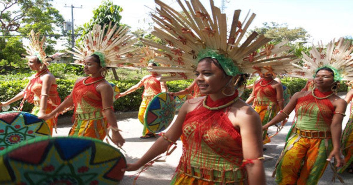 Kawayanan (Bamboo) Festival