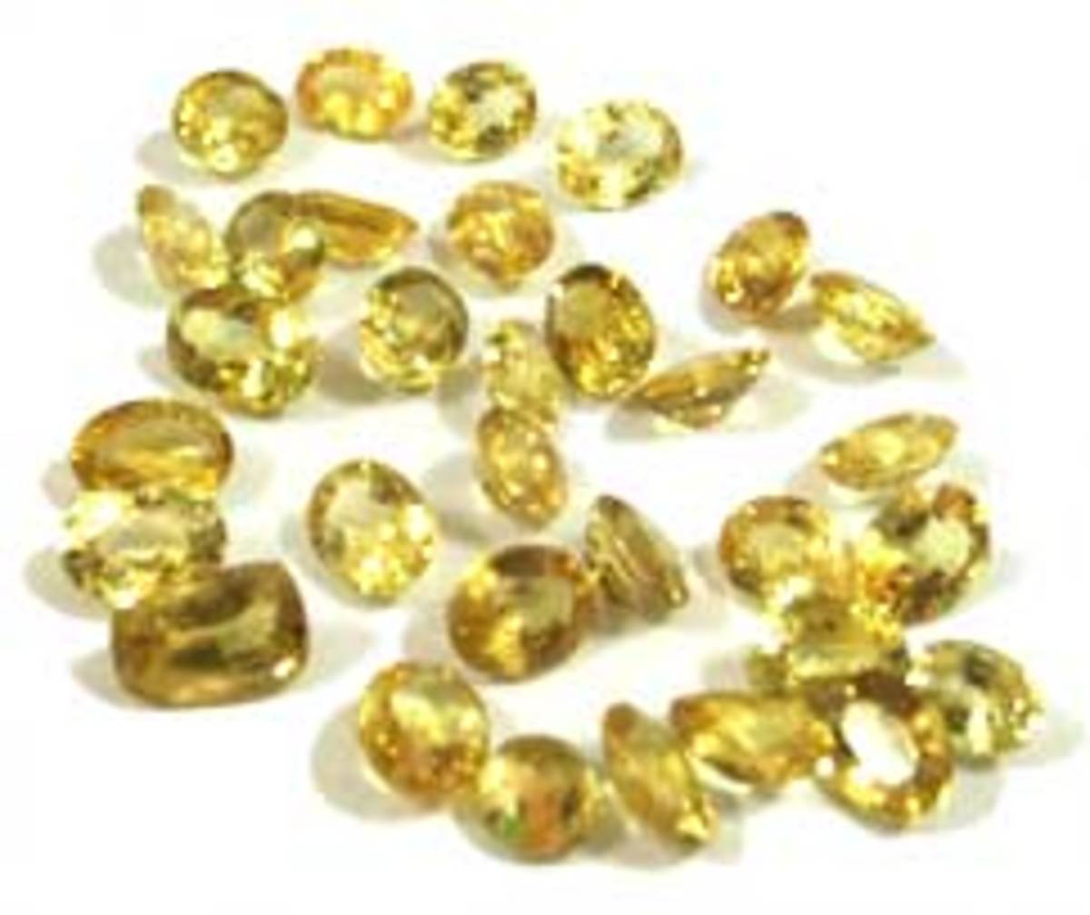 Yellow Sapphire - Benefits of Wearing