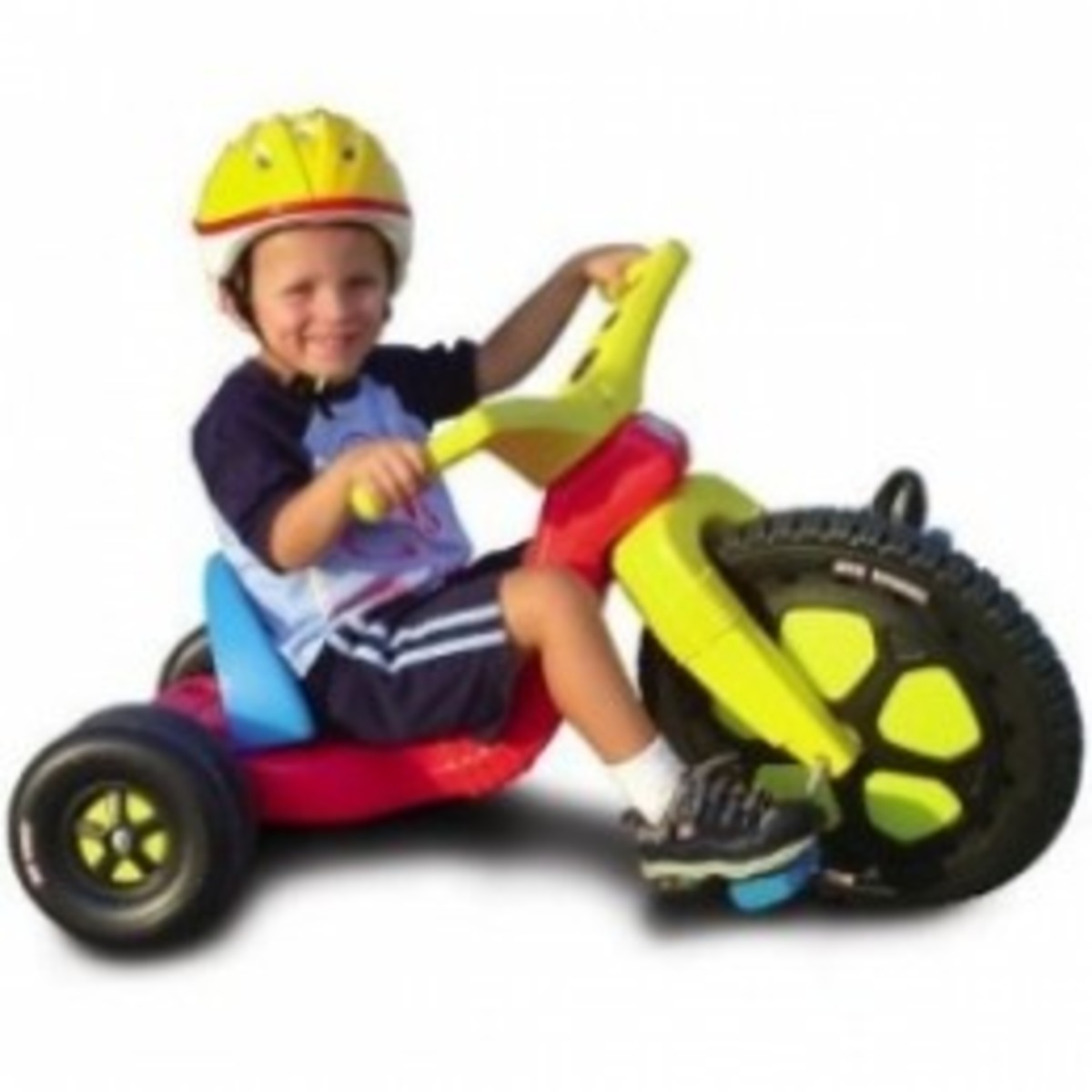 The Big Wheels for Kids: A Little History, Big Wheels Models and a Funny Race