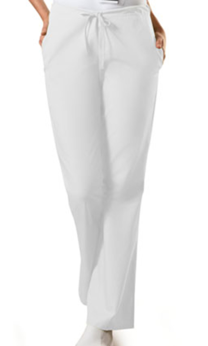 Flare Leg Drawstring Pants from Cherokee