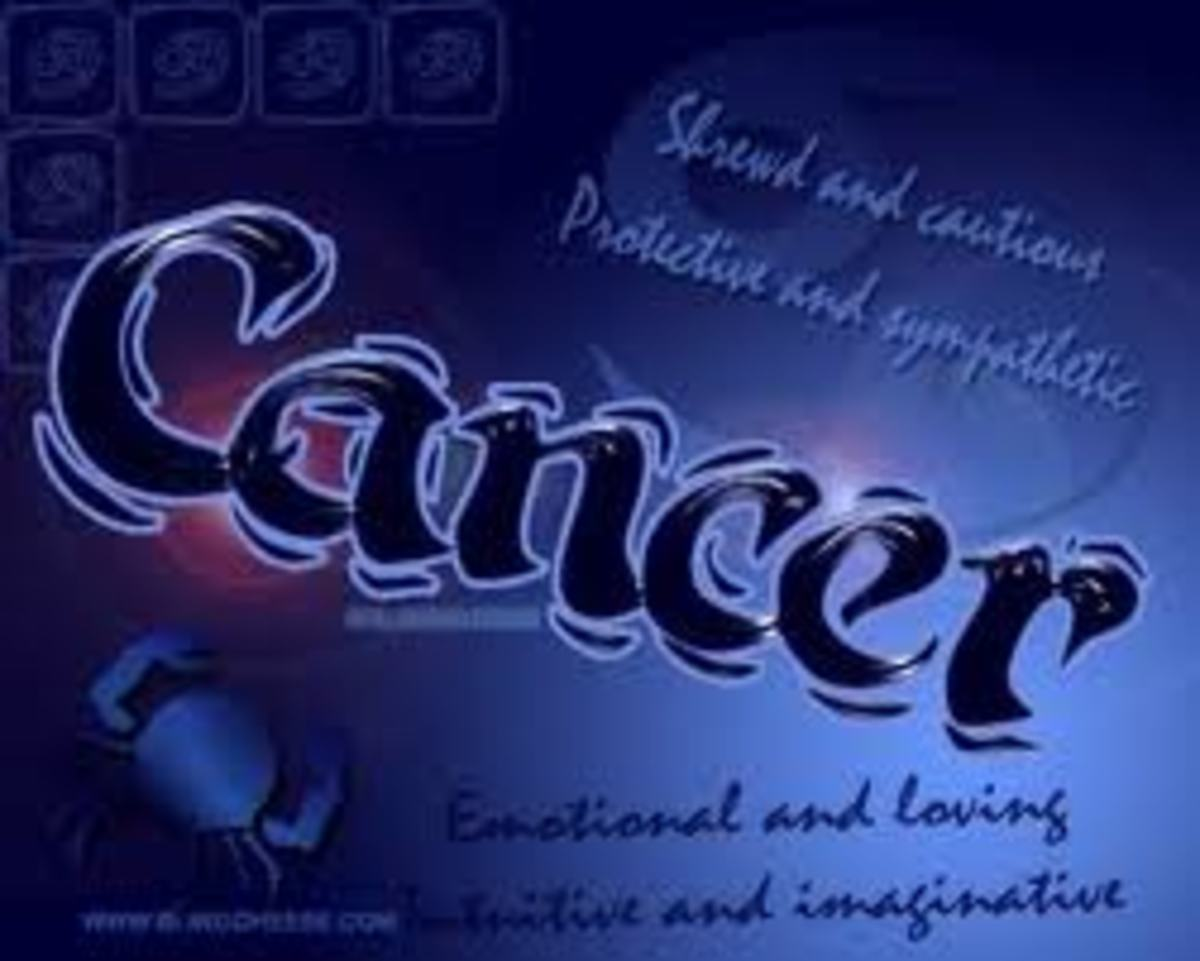 Astrology: What is a Good Match for a Cancer Sign?