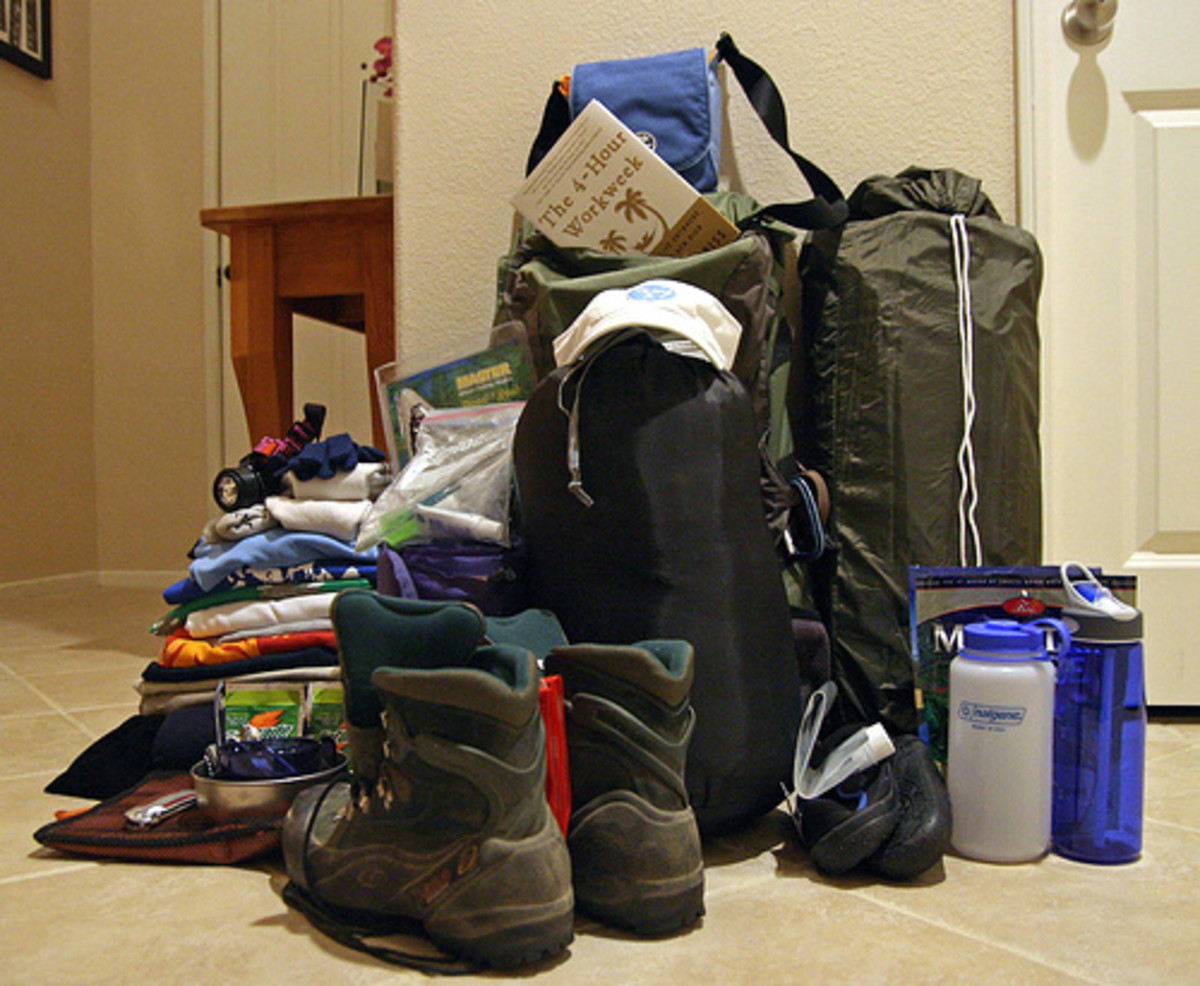Travel Advice & Tips : We tend to get carried away with too many things when we travel abroad. Be brutal and remove at least half of what were packed initially.