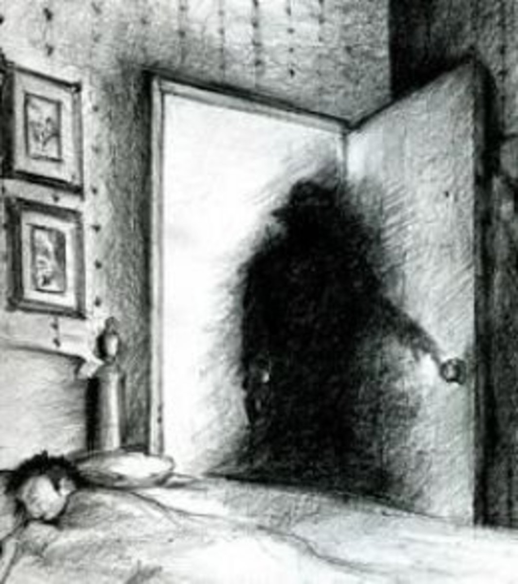 Exactly What Are Shadow People? Have You Ever Saw A Shadow Person?