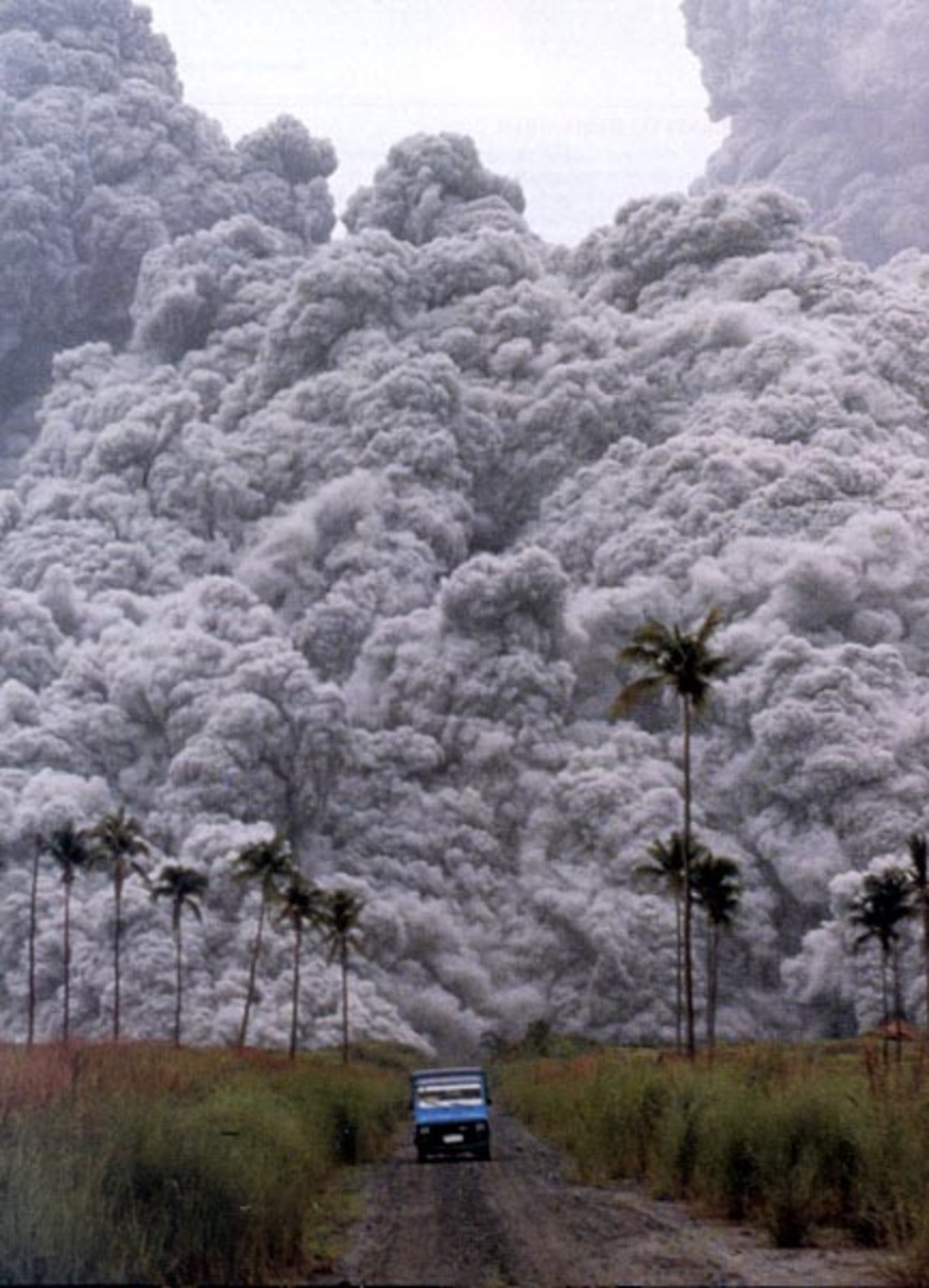 Hunyo 15, 1991 (The Climactic eruption)