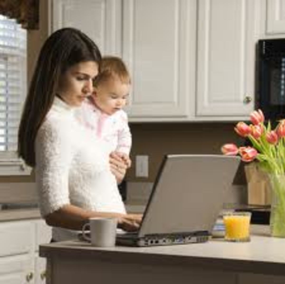 Best tips to find work-from-home jobs and avoid scams.