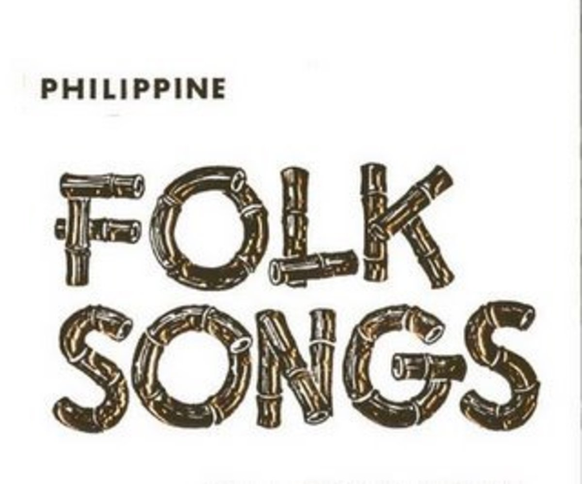 What are the Filipino folk songs you always hear as a child?