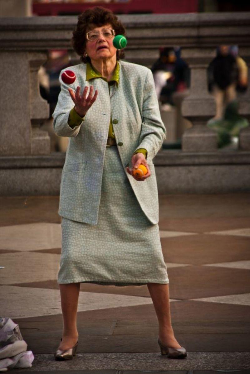 Anyone can juggle!