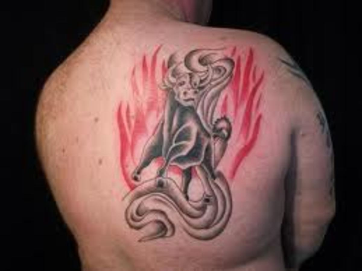 bull-tattoos-and-meanings