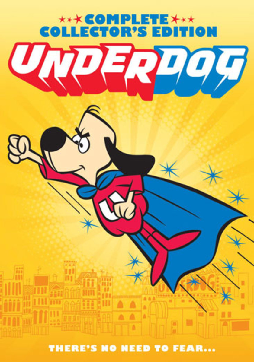 Complete Underdog TV series arrives on DVD