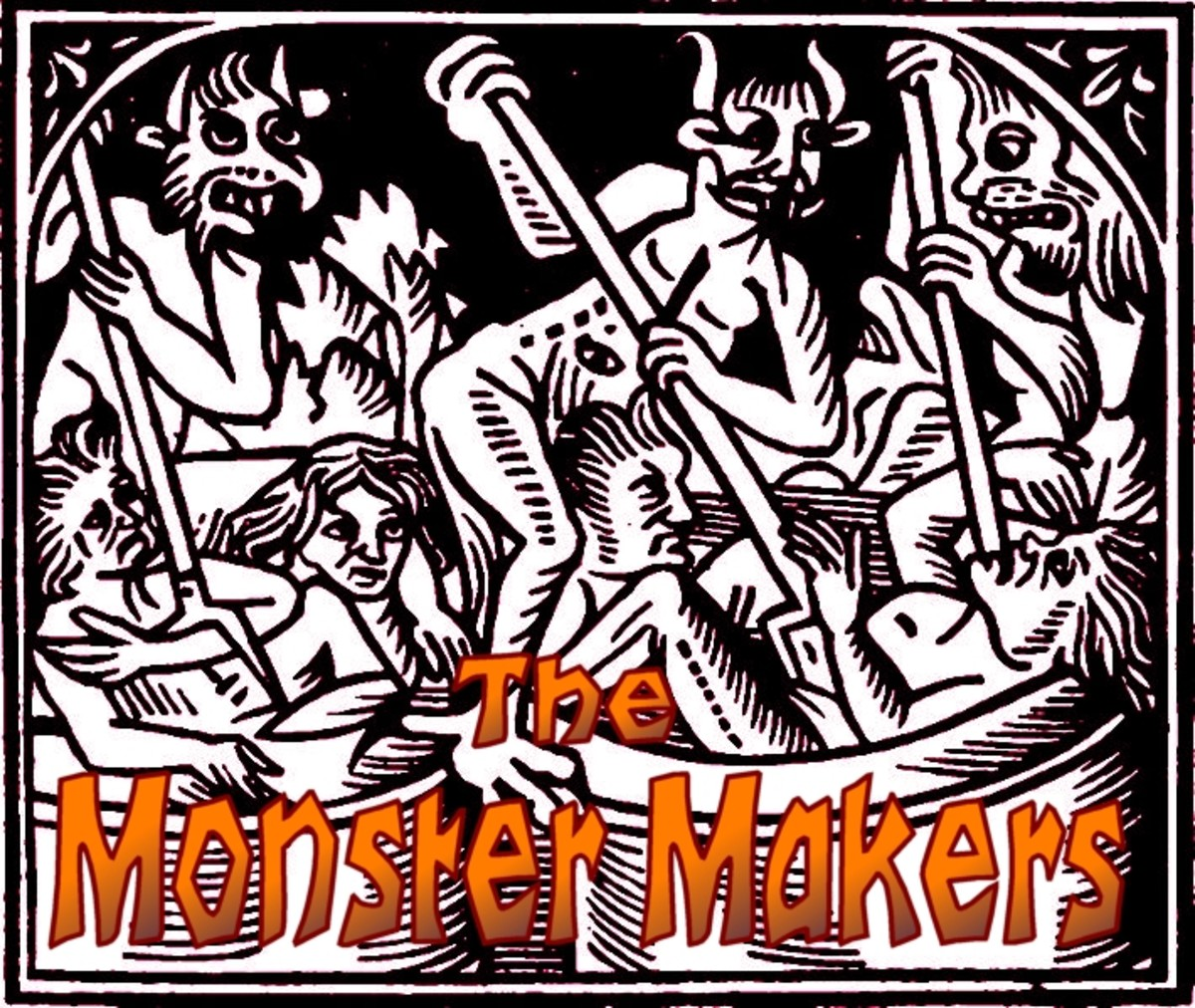 Horror of the Monster Makers - Real Life Freaks made by Frankensteins: Mystery Files