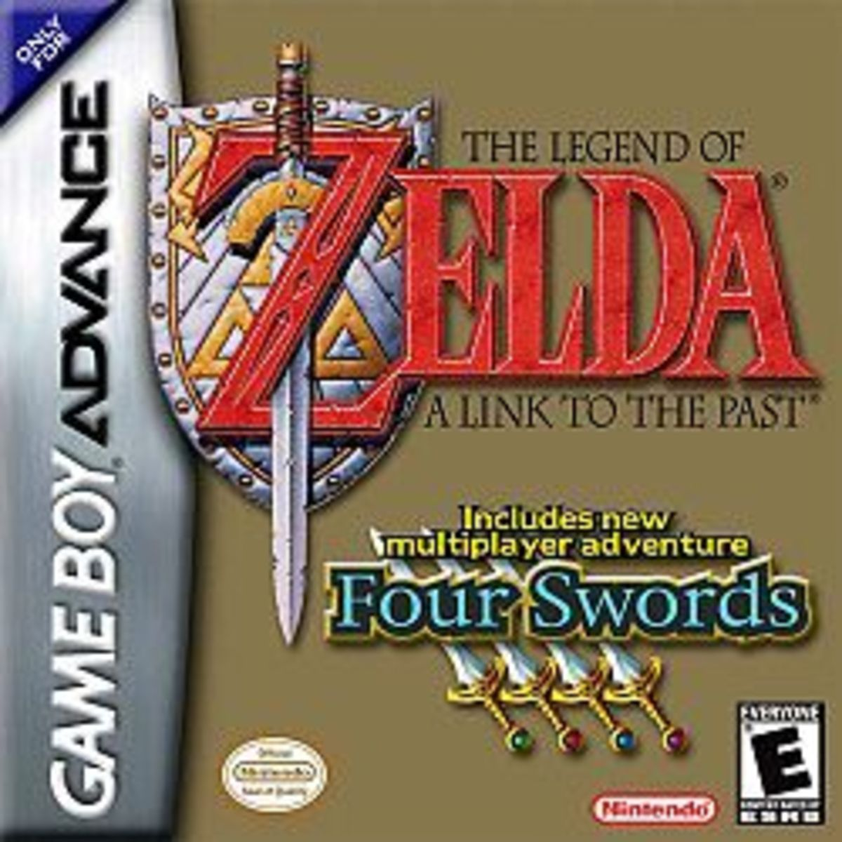 A Link to the Past and Four Swords