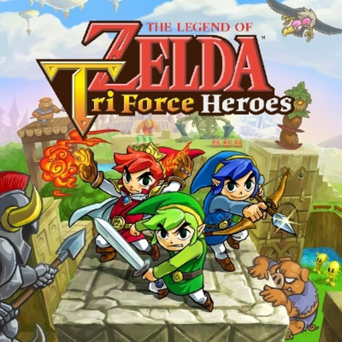 11 Games Like Zelda - Popular Action Adventure Games