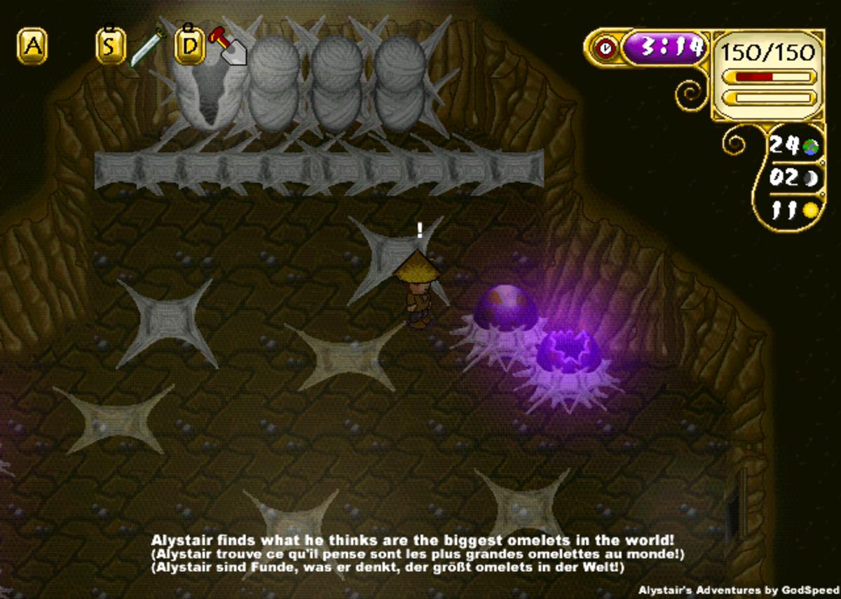 Graal Online Gameplay
