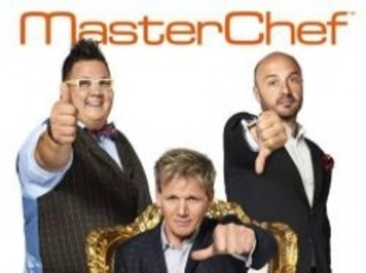 MasterChef promotional image for season three.