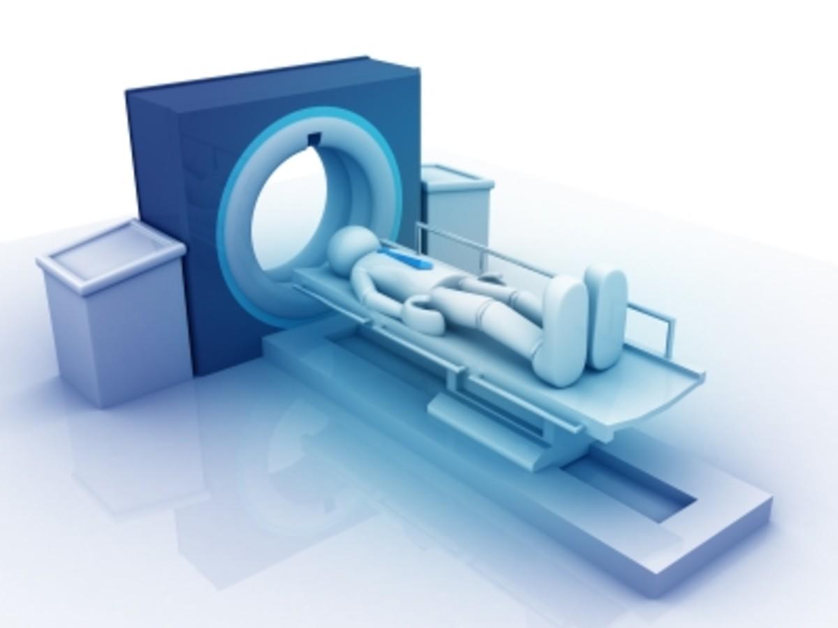 3D  MRI