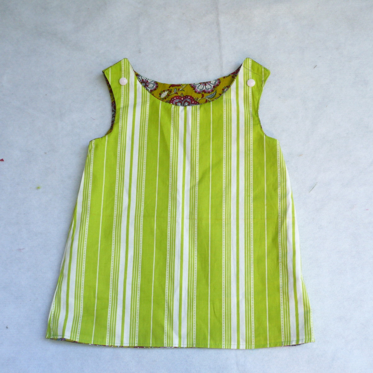 Reversible Zen Dress ( View 2)
