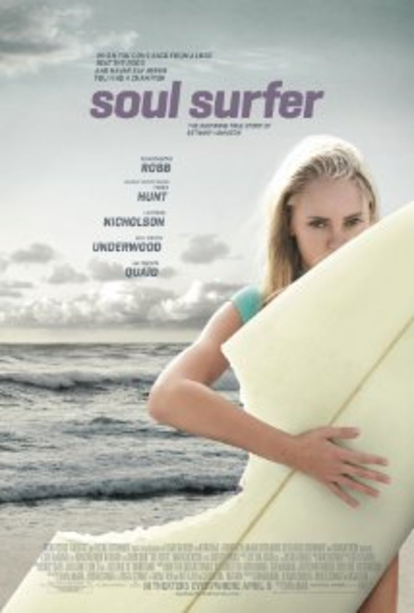"""Soul Surfer"": A Movie Review"