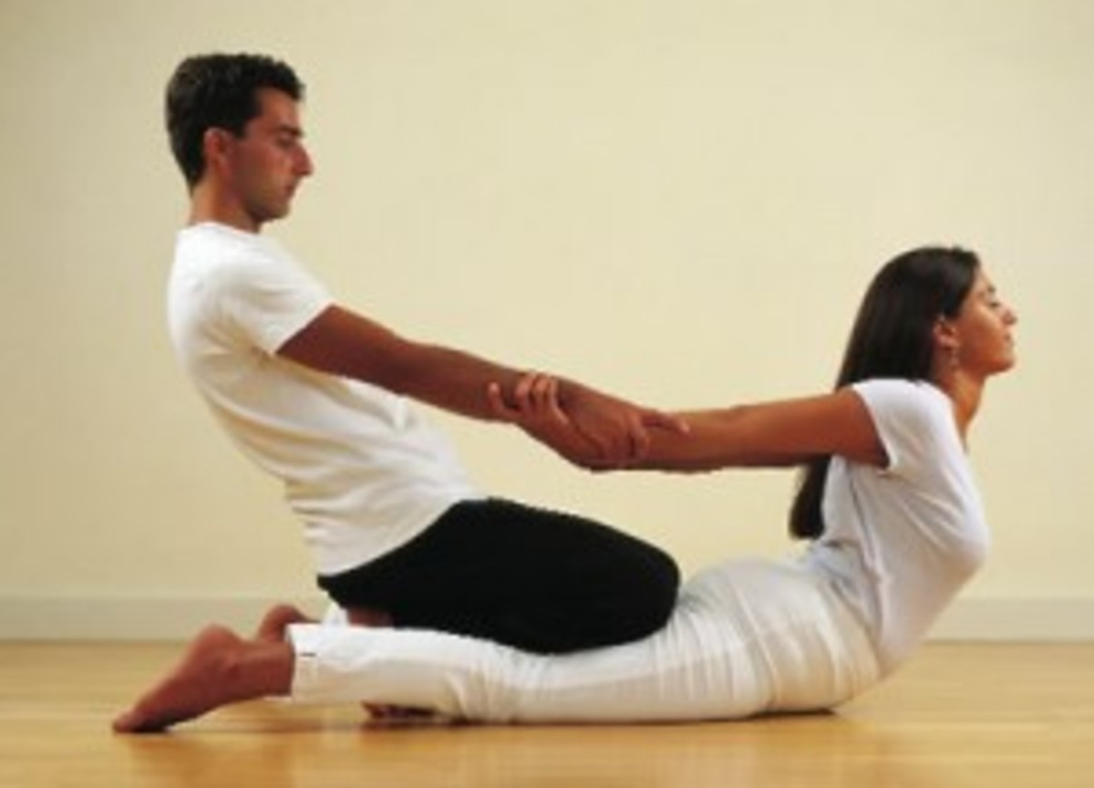 Thai Massage or Bodywork
