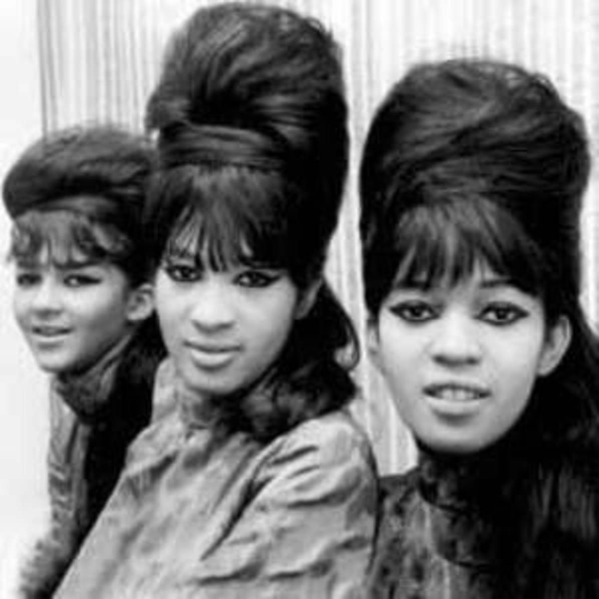 1960s Beehive Hairdo
