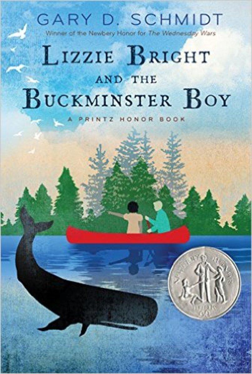 Lizzie Bright and the Buckminster Boy by Gary D. Schmidt