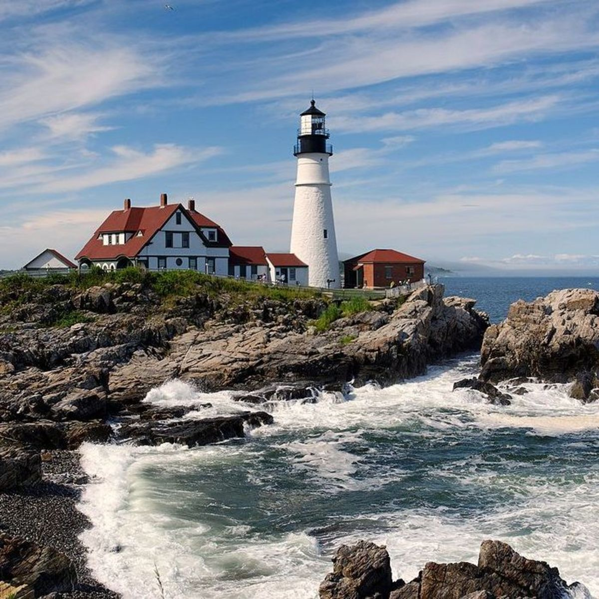 Portland Head Light Station, Cape Elizabeth