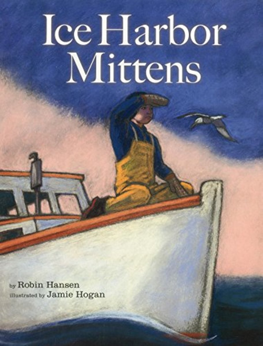 The Ice Harbor Mittens by Robin Hansen
