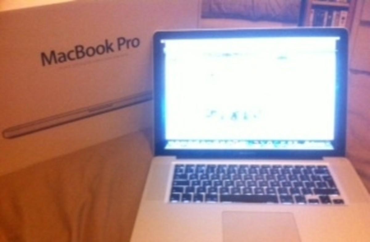 My Beautiful MacBook Pro