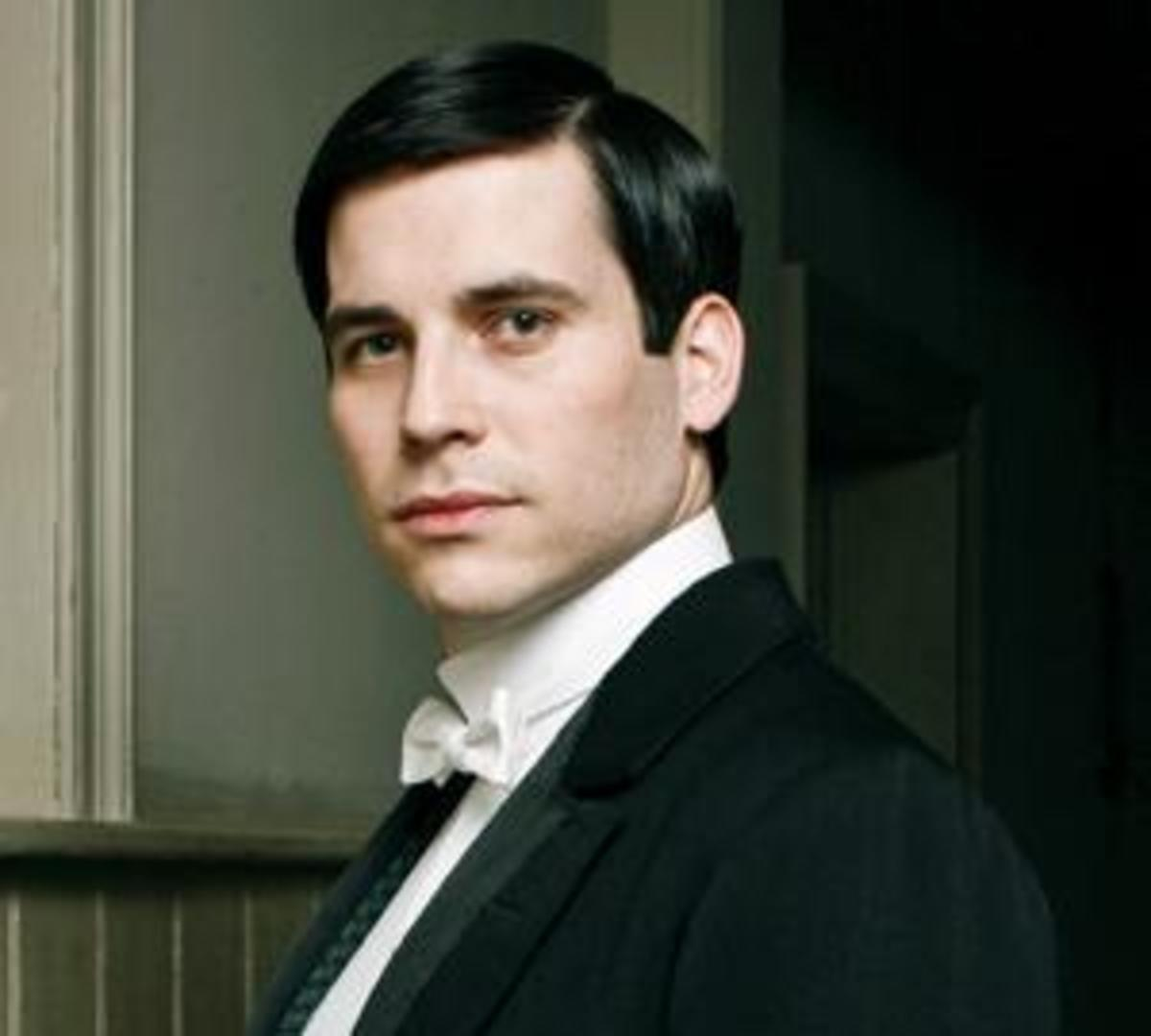 Rob James Collier, Black Irish