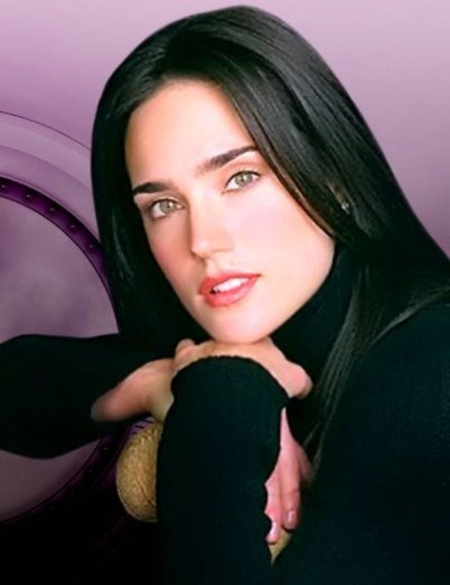 Jennifer Connelly, Black Irish