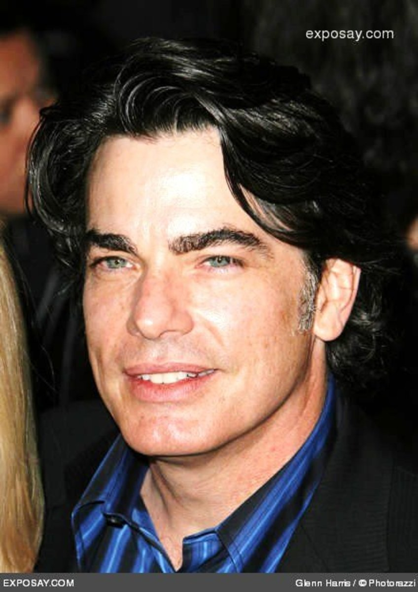 Peter Gallagher, Black Irish