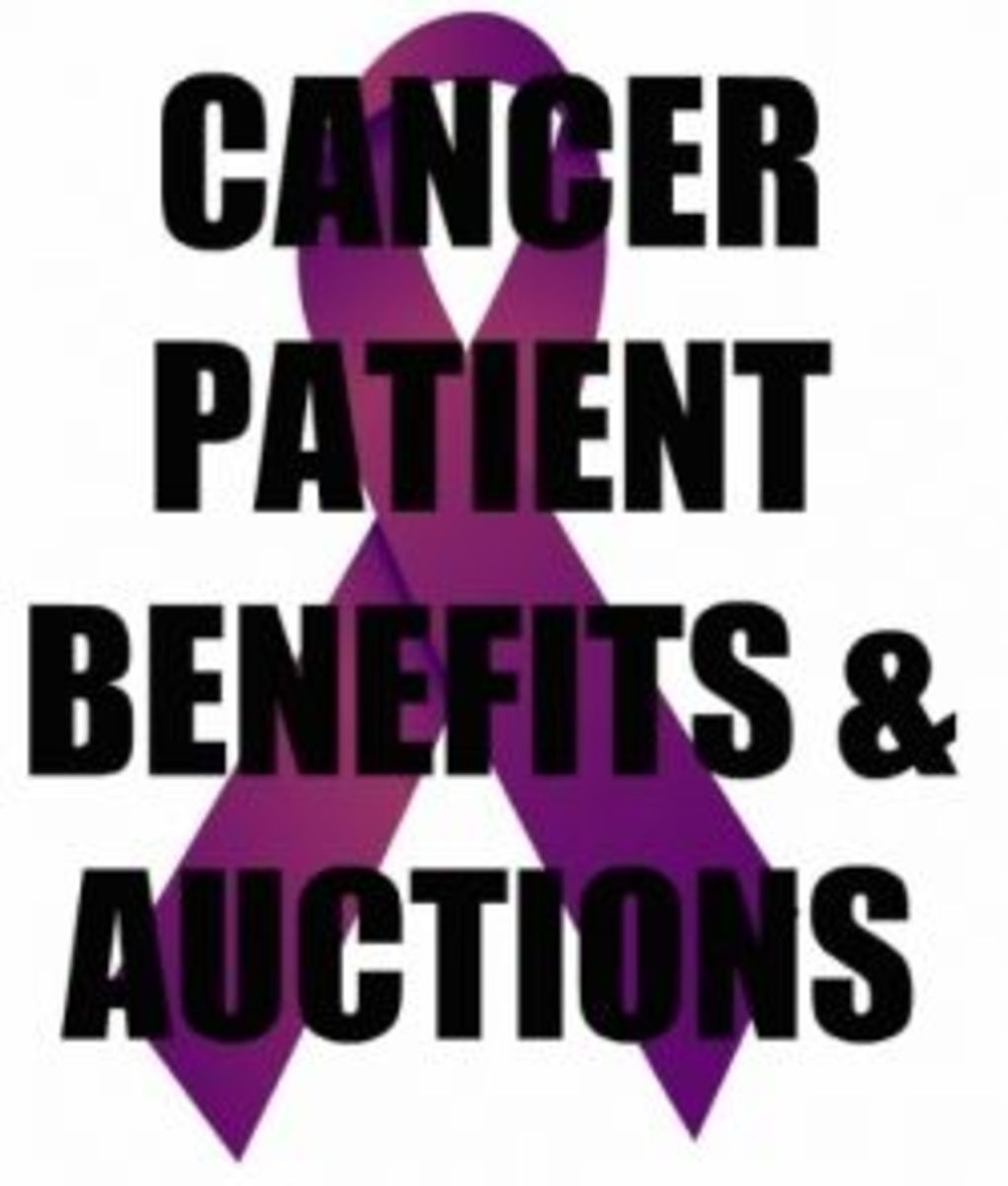Cancer Patient Benefit and Auction Planning