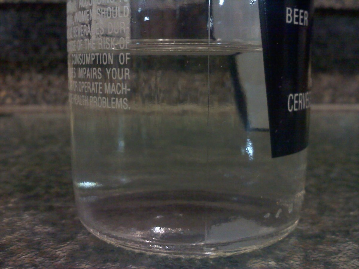 Resulting Solution of Salt Water