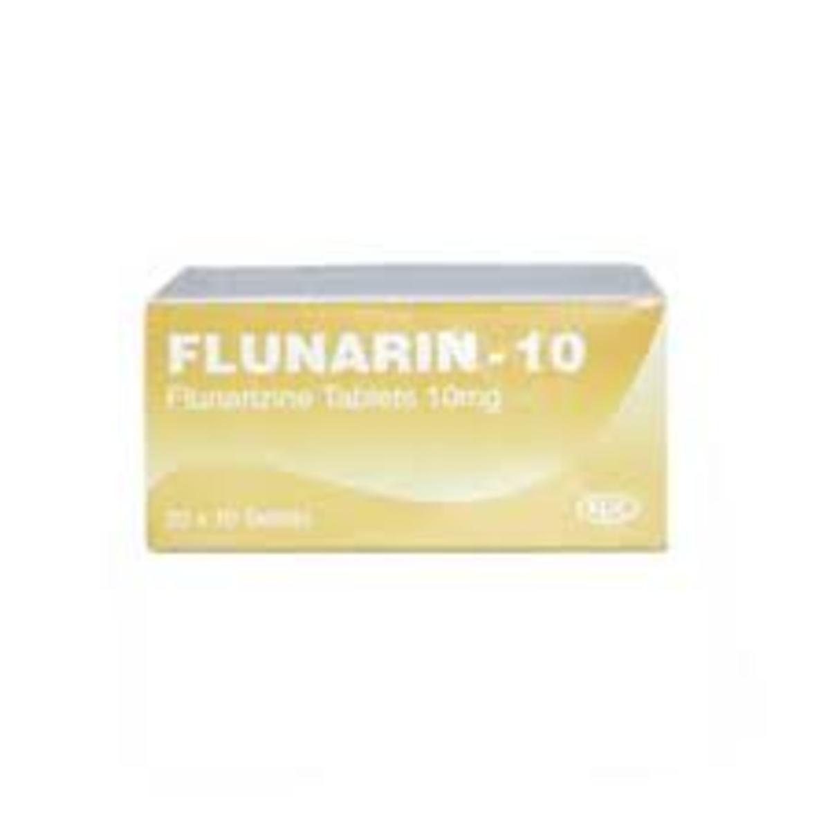 Flunarin box
