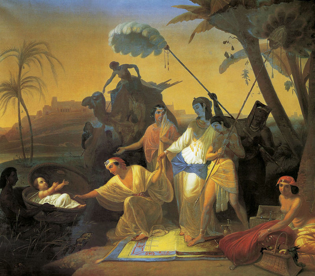 Lessons from Five Wise Women Who Loved Moses
