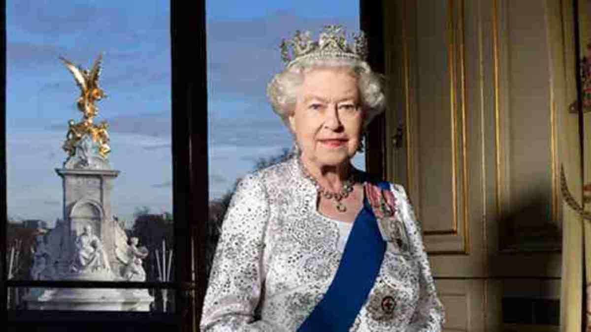 The Queen Public Domain
