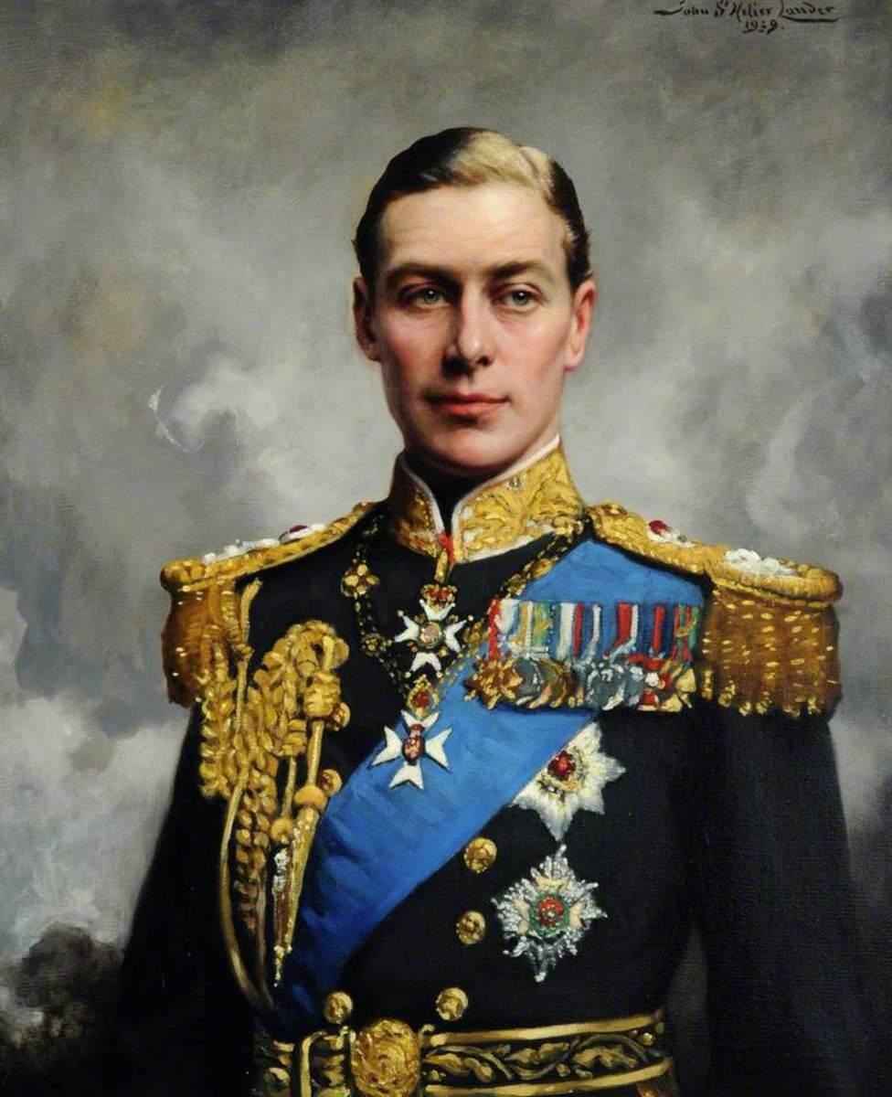 King George VI Elizabeth II 's father