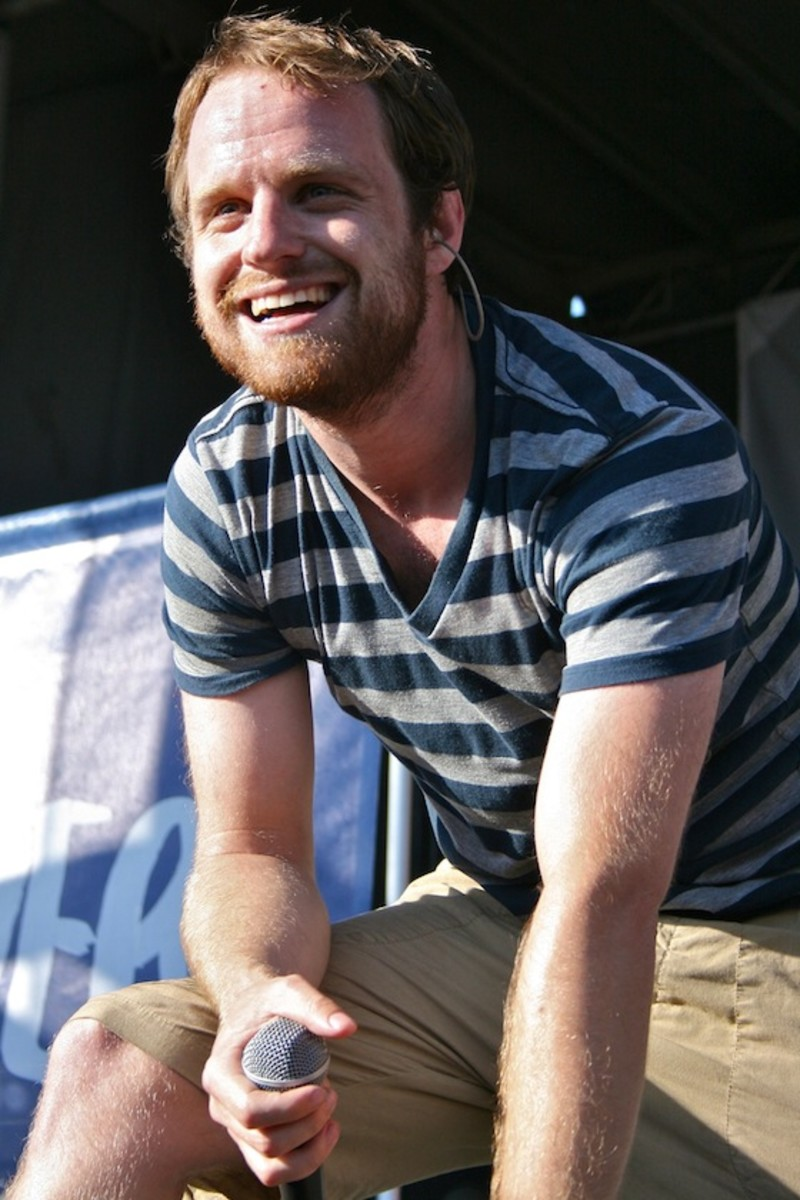 "Dan ""Soupy"" Campbell of The Wonder Years"