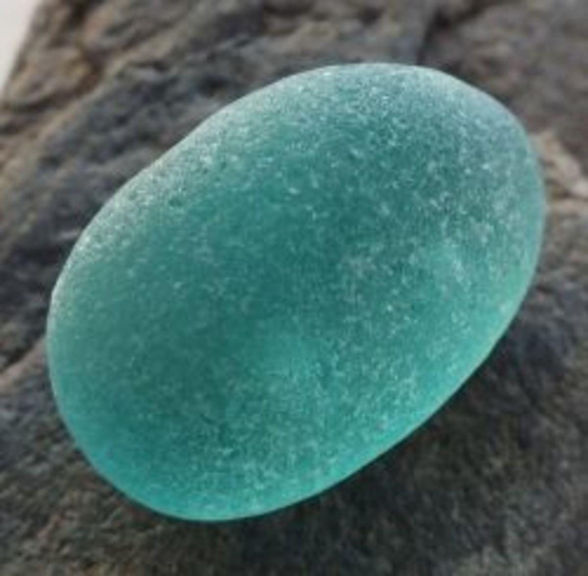 Natural Beach Combed Sea Glass: A Vanishing Treasure