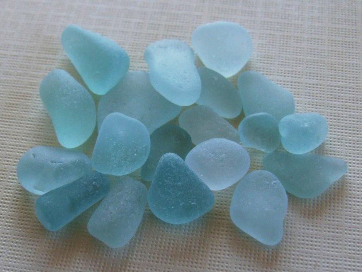 Pastel Blue: Very uncommon