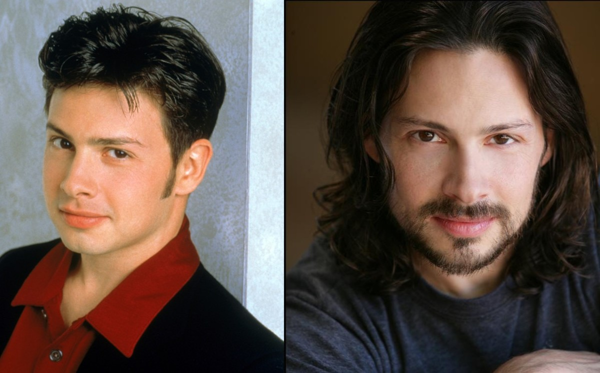Jason Marsden: Then and Now